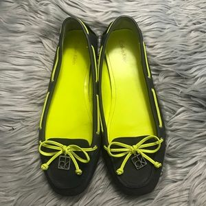 Calvin Klein Taryn Loafers Flats Leather Moccasins